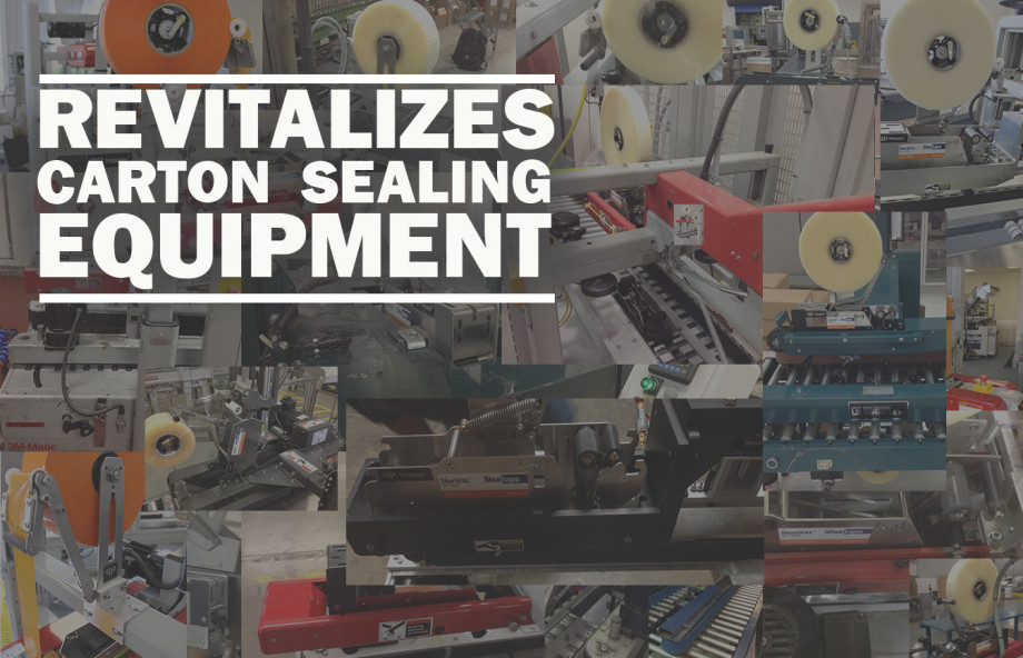 Revitalizes Carton Sealing Equipment