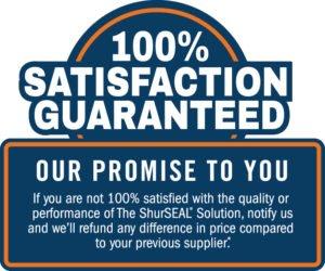ShurSEAL Guarantee